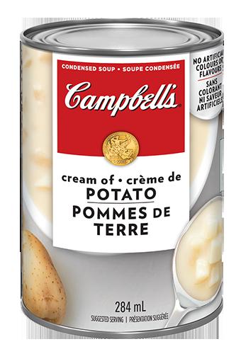 campbells condensed cream of potato