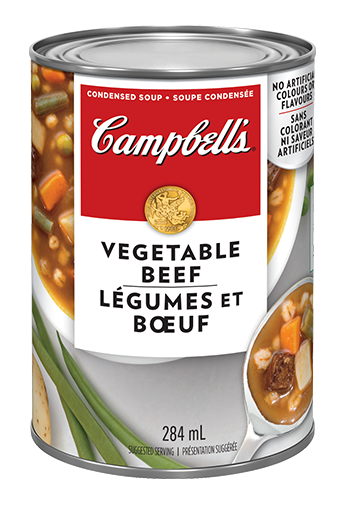 Campbell's Condensed Vegetable Beef