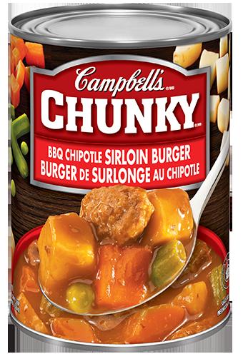 Chunky Burger du surlong au chipotle