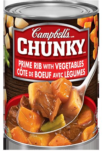 Campbell's Chunky Cote de Boeuf Avec Legumes