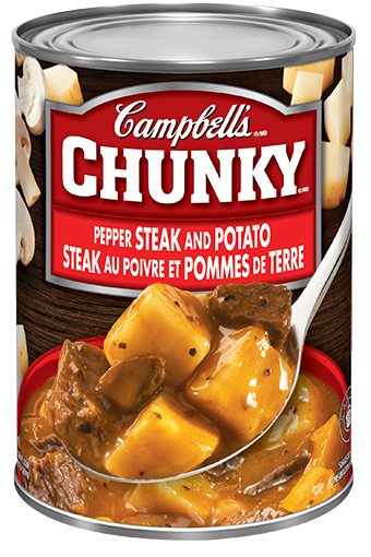 Chunky Steak and Potato