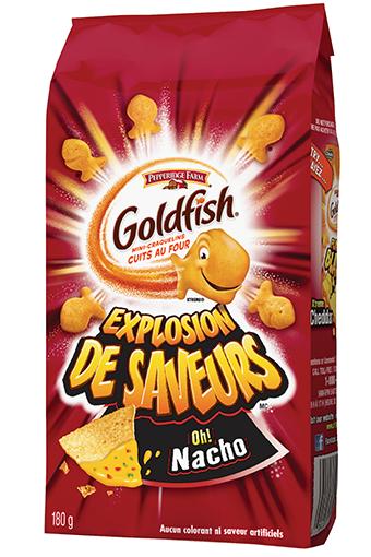 Goldfish® Explosion de Saveurs® Oh! Nacho