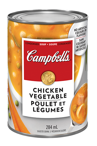 Campbell's® Chicken Vegetable soup
