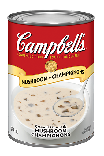Campbell's Condensed Cream of Mushroom