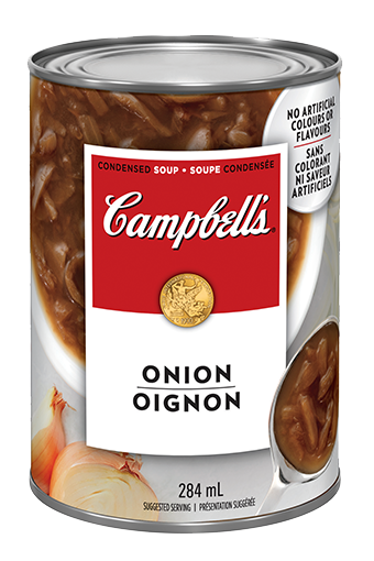 Campbell's Condensed Onion