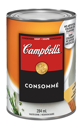 Campbell's Condensed Consommé