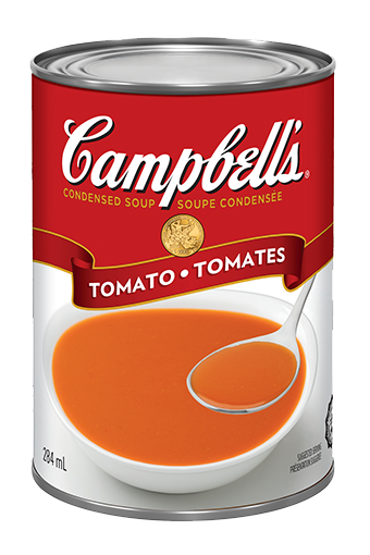 Campbell's® condensée, Tomates
