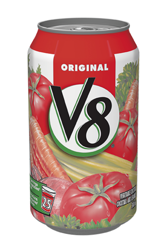 v8 original vegetable cocktail 340 ml