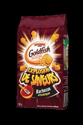 Goldfish Explosion de Saveurs Barbecue atomique