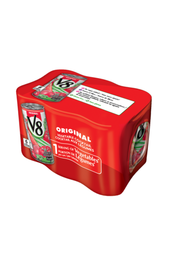 v8 original vegetable cocktail 156 ml